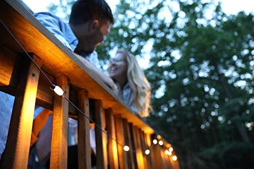 MPOWERD Luci Solar String Lights (Camp String Lights)