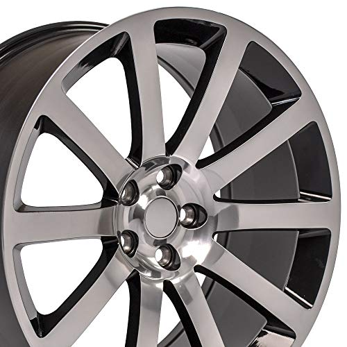 2007 dodge charger srt8 wheels - 3