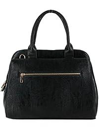 Women's Handbag PU Leather Fashion Handbag Top-Handle Shoulder Bags Tote Bag HSG-62553