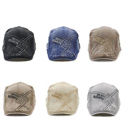De alta calidad YXYP Impression 1 PCS Boinas Ocio Retro Hat Gorra de golf  Sombrero de 5cd49739683