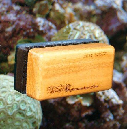 Algae Free Hammerhead Floating Aquarium Cleaning Magnet by Algae Free Llc
