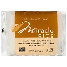 Miracle Noodle Rice, 8 oz (Pack of 6)