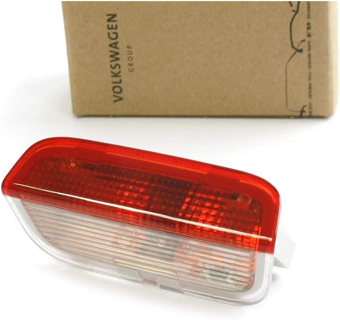 Skoda 1k0947411a Türnwarnleuchte Reflektor Einstiegsleuchte Auto