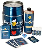 Brewbarrel Home Beer Brewing Starter Kit, India Pale Ale