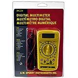 A.W. Sperry DM-220A 6 Function Digital Meter/Multimeter
