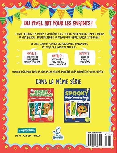 Buy Joyeuses Pâques Un Livre De Coloriages Mathématiques