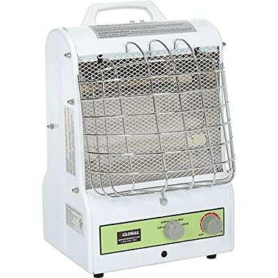 Portable Electric Heater Catchers Mask with Infrared & Convection Dual Heat