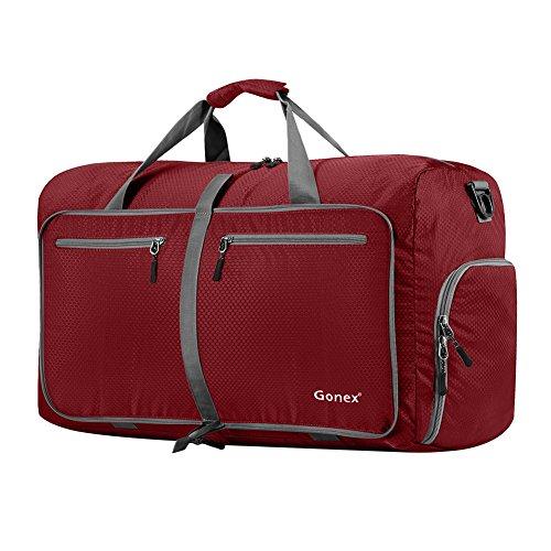 Gonex Foldable Travel Duffel Resistant