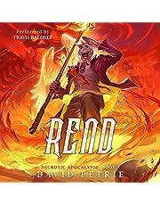 Rend: A Zombie Apocalypse LitRPG (Necrotic Apocalypse, Book 3)