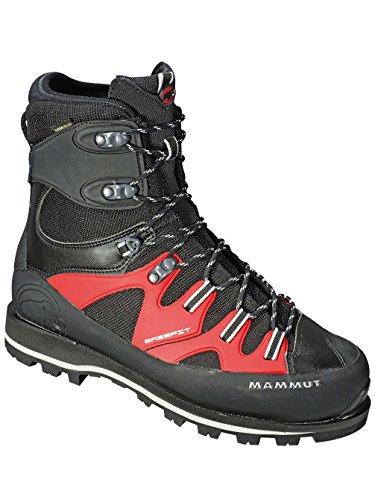 Raichle / Mammut - Zapatillas de escalada para mujer rojo - fire-black