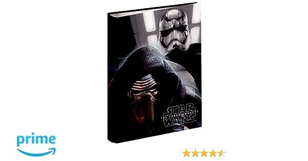 Star Wars Carpeta con 40 Anillas 4D (Montichelvo 53204): Amazon.es: Juguetes y juegos