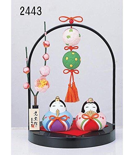 Hina-ningyo Traditional Kimono Doll Figurines of Japan 2443