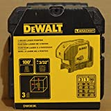 Best Laser Line Levels - DEWALT DW083K 3-Beam Laser Pointer Review