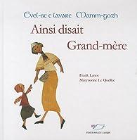 Ainsi disait Grand-mère par Frank Lanot