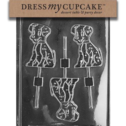 Dress My Cupcake Chocolate Dalmatian