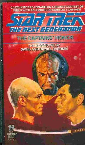The Captains' Honor (Star Trek: The Next Generation)