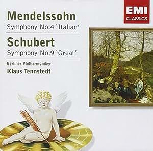 Schubert:Symphony No.9 etc.