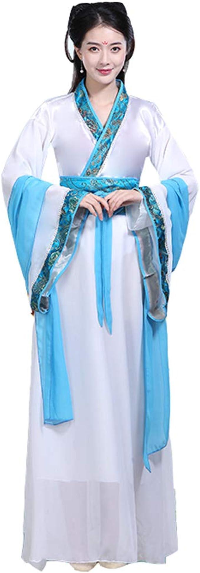 Amazon.com: ez-sofei Mujer Tradicional De La Antigua China ...