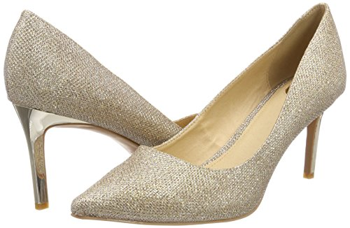 P1855d H733 gold Tacco Donna c002a Scarpe Glitter 4 Con Buffalo 01 Oro w6xvdqtS0