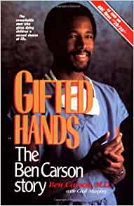 Collegegifted hands the ben carson story book review