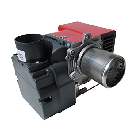 Riello RDB oil-fired burner for central heating boilers - Universal ...