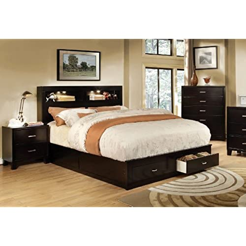 Modest Bed Frame With Drawers Gallery