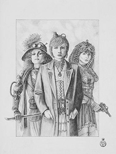 Suffragette Hit Squad - Original