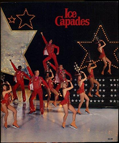 - 1978 Ice Capades souvenir program Flintstones Yogi Bear Celestial Voyage