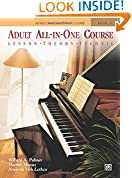 #1: Adult All-In-One Course: Lesson-Theory-Technic: Level 1