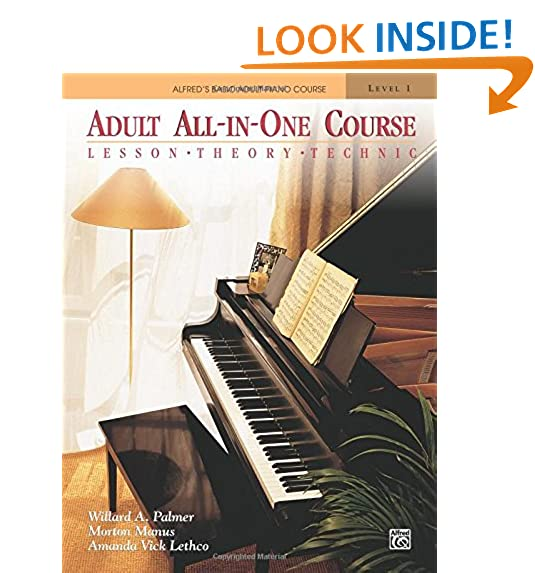 Piano Instruction Amazon