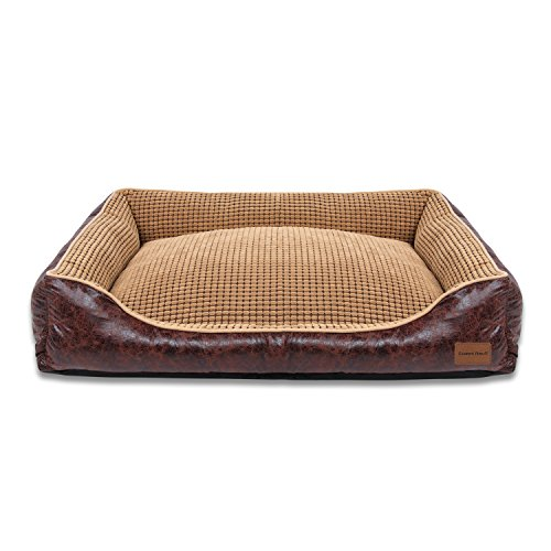 Bolster Sleeper Dog Bed - 5