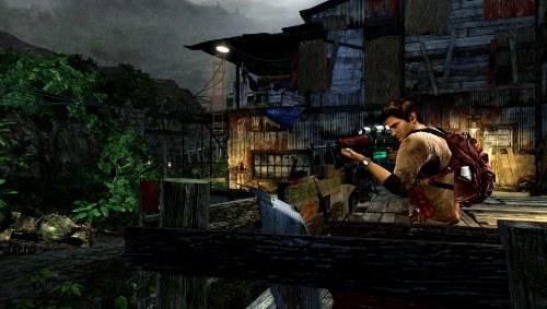 Uncharted: Golden Abyss (PS Vita) (UK Account required for online content)
