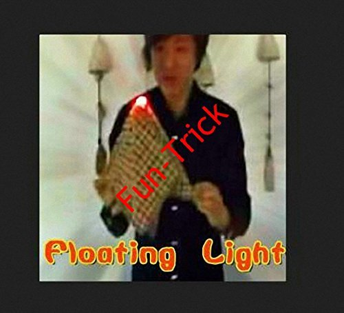 Floating Light / Magic Tricks/Magic Props/Stage Magic by Stage Magic