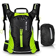 Bicycle Cycling Backpack,Waterproof Ultralight Bike Rucksack Sports Daypack Bags Hydration Backpack, Cycling gifts for…