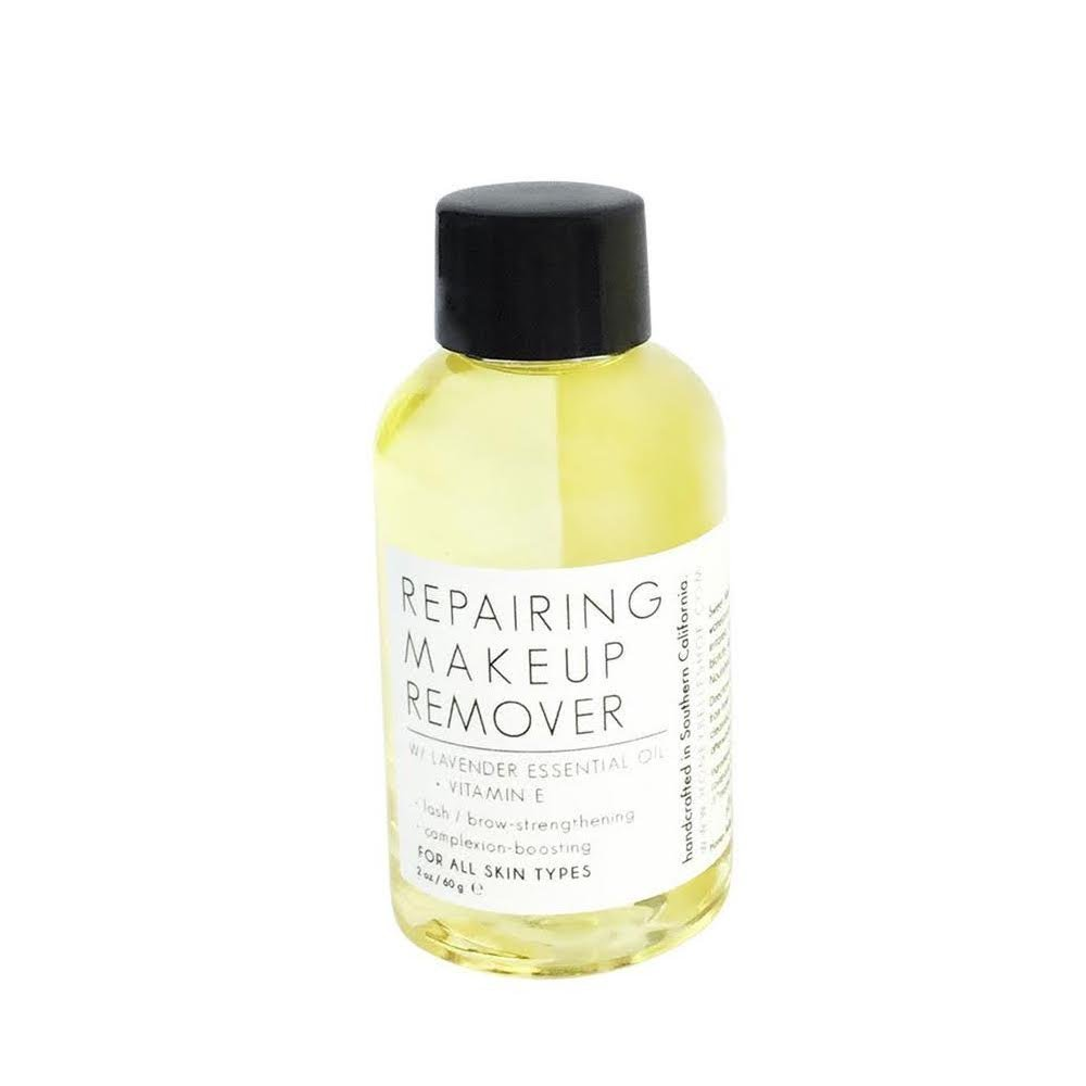 All Natural & Organic Cold Pressed Sweet Almond Oil Repairing Makeup Remover 2 oz - For All Skin, Sensitive Treatment - By Honey Belle