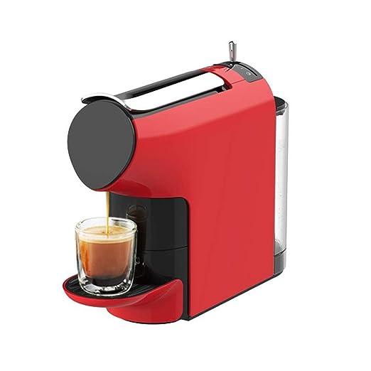 Lkwo Cafetera Oficina En Casa Automática Pequeña Cápsula Cafetera ...