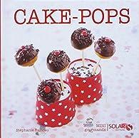 Cake pops Mini-gourmand par Stéphanie Bulteau
