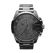 Diesel Men's DZ4282 Diesel Chief Series Gunmetal-Tone Stainless Steel Watch