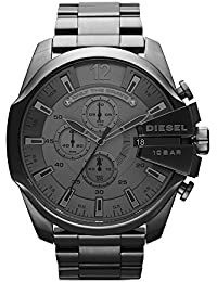 Men's DZ4282 Mega Chief Gunmetal Watch