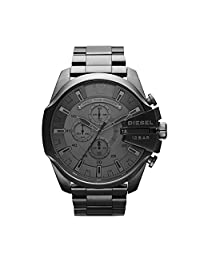 Diesel Men's DZ4282 Diesel Chief Series Gunmetal-Tone Stainless Steel Watch