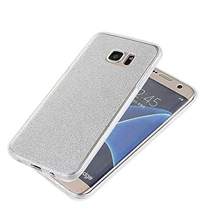 Galaxy A5/360/grados Funda 2015 dise/ño de brillantes Galaxy A5 Galaxy A5/Funda Color Rosa ultrafina suave TPU Gel silicona Brillante Brillante Cristal resistente al transparente protecci/ón delantera y trasera 360//°