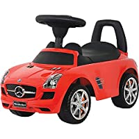Mercedes SLS Ride-On Push Car Deals