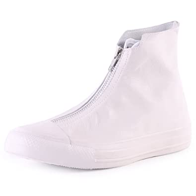 8be571bd6850 Converse Chuck Tayor Shroud Shroud Mid Sneakers White (5)