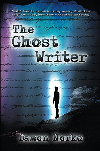 The Ghost Writer by Damon Norko ebook deal