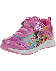 Disney Girls Minnie Mouse Sneakers (Toddler/Little Kid)