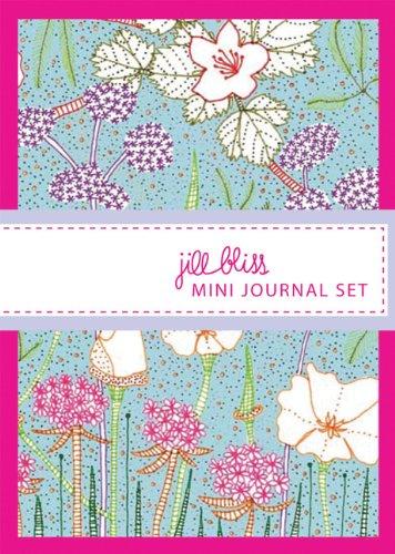 Native Flowers Mini Journals - Flowers Mini Journals