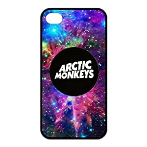 Fashion Arctic Monkeys High Quality Durable Hard Rubber Cover Case for iPhone 4 / iPhone 4S