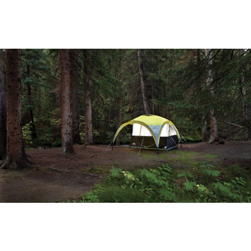 Amazon.com  Coleman 2-For-1 All Day 2-Person Shelter u0026 Tent  Sports u0026 Outdoors  sc 1 st  Amazon.com & Amazon.com : Coleman 2-For-1 All Day 2-Person Shelter u0026 Tent ...