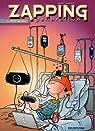 Zapping Generation, tome 2 : Trop accro ! par Janssens