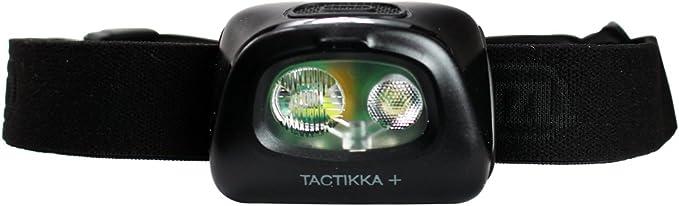 Plus DEL projecteur 140 LM Max divers light modes Petzl Tactikka